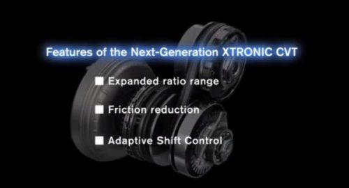 X-Tronic CVT